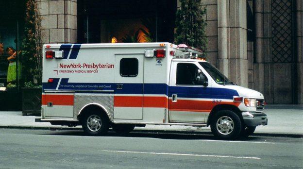 Ambulance NYC