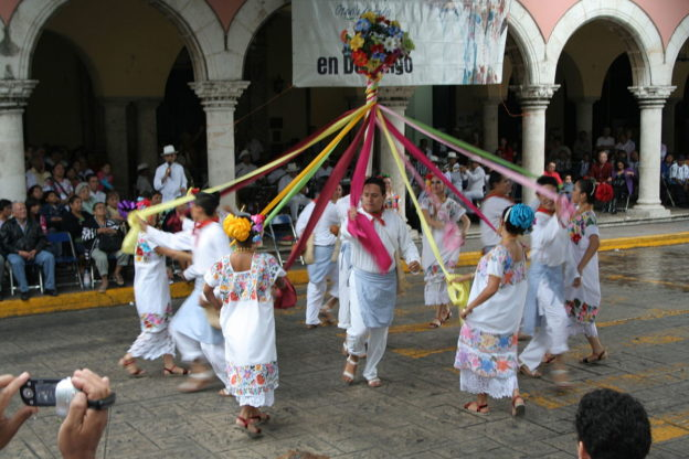 traditional dance merida