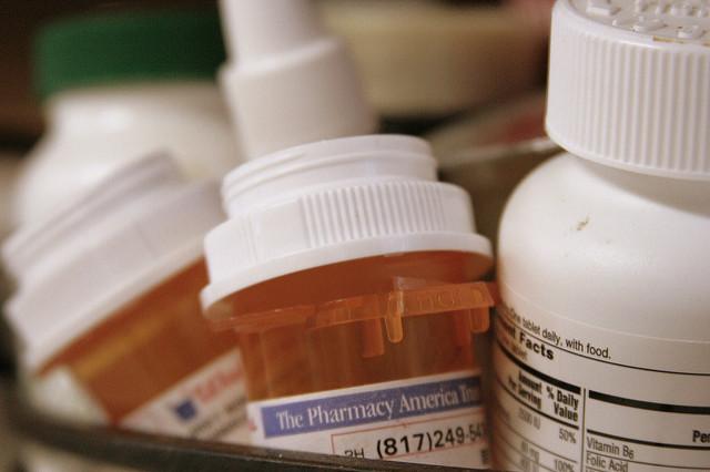 """Image: """"Pills"""" by David K. License: CC BY-SA 2.0"""