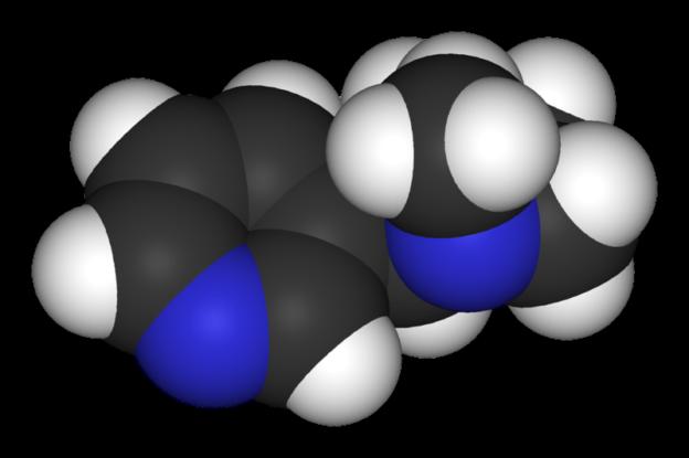 Nicotine 3D