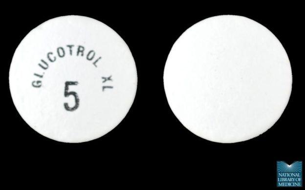 glucotrol xl 5
