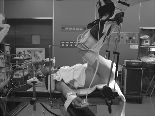 Lithotomy position