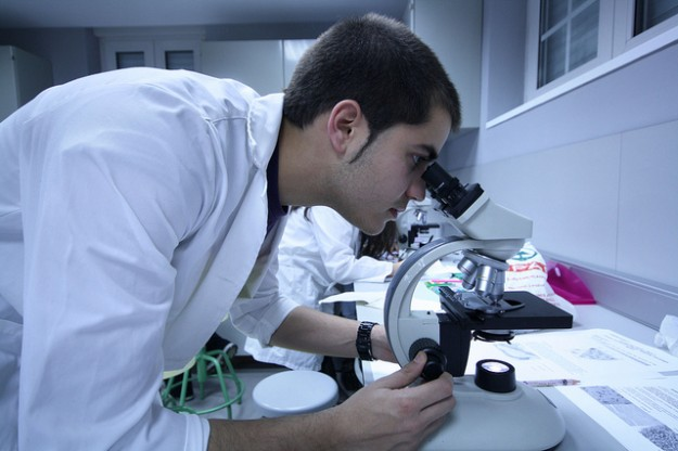 "Image: ""Laboratories"" by Saint Louis University Madrid. License: CC BY-ND 2.0"