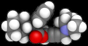 Oxybutynin 3d balls