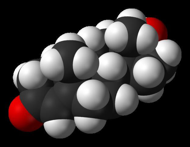 Testosterone 3D